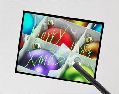 Pantallas multipunto de Sony, en desarrollo