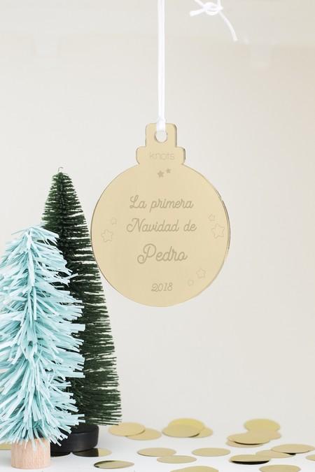 Primera Navidad Oro