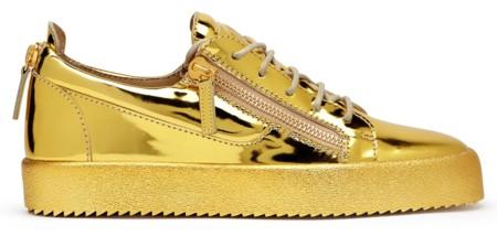 Sneakers de alta costura de Giuseppe Zanotti