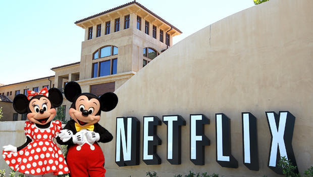Netflix Disney Mickey