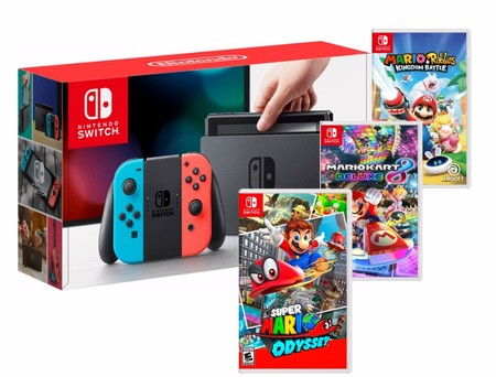 El Nintendo Switch ya vendió 10 millones de unidades