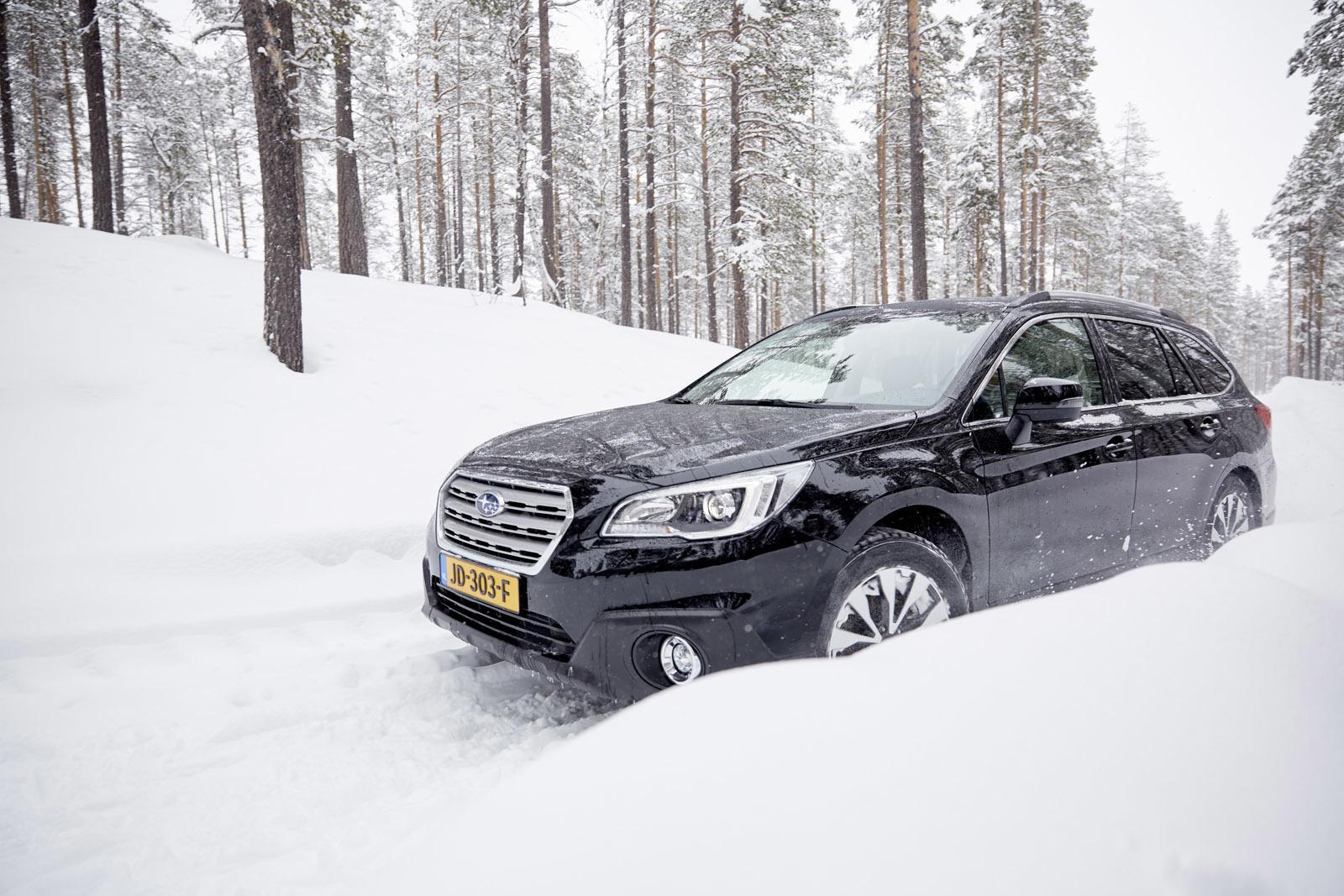 Foto de Subaru Snow Drive 2016 (53/137)