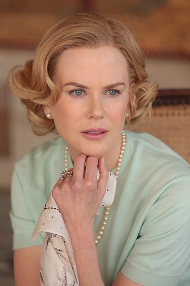 Nicole Kidman se convierte en Grace de Mónaco