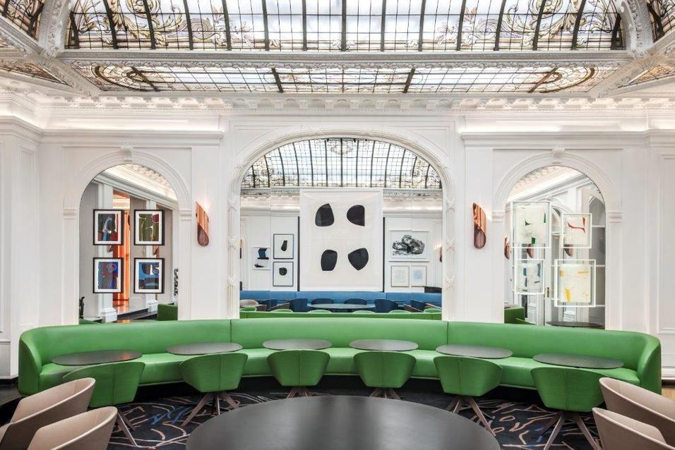Foto de Hôtel Vernet (14/14)