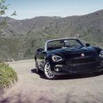 Nuevo Fiat 124 Spider, de roadster japonés a deportivo clásico italiano