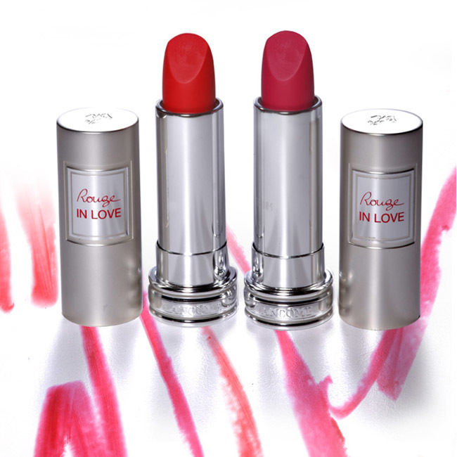 Barras de labios Le Rouge in Love Lancome