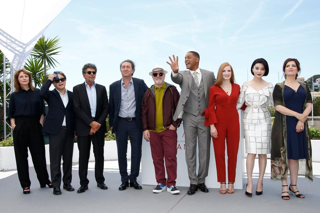Jurado Cannes 2017