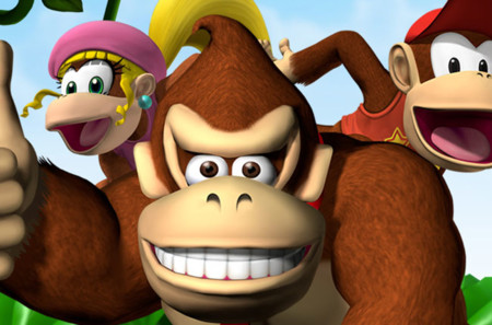 DK Jungle Climber llega a la Consola Virtual de Wii U