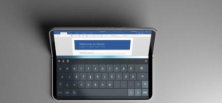 Este concepto de un Surface Phone podría estar muy cerca del prototipo con el que estarían trabajando en Microsoft