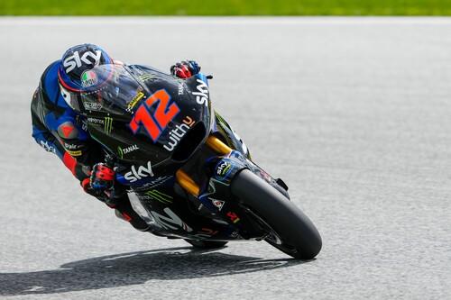 Marco Bezzecchi se vuelve a meter en la batalla por el mundial de Moto2 ganando en el Red Bull Ring