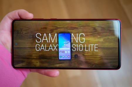 Samsung Galaxy Note 10 Lite Pantalla