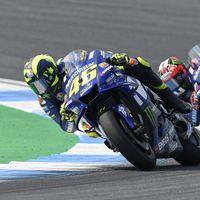 """Valentino Rossi: """"La Yamaha ha mejorado, pero no sé cómo de competitivos somos realmente"""""""