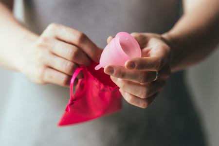 Copa Menstrual Cuidados