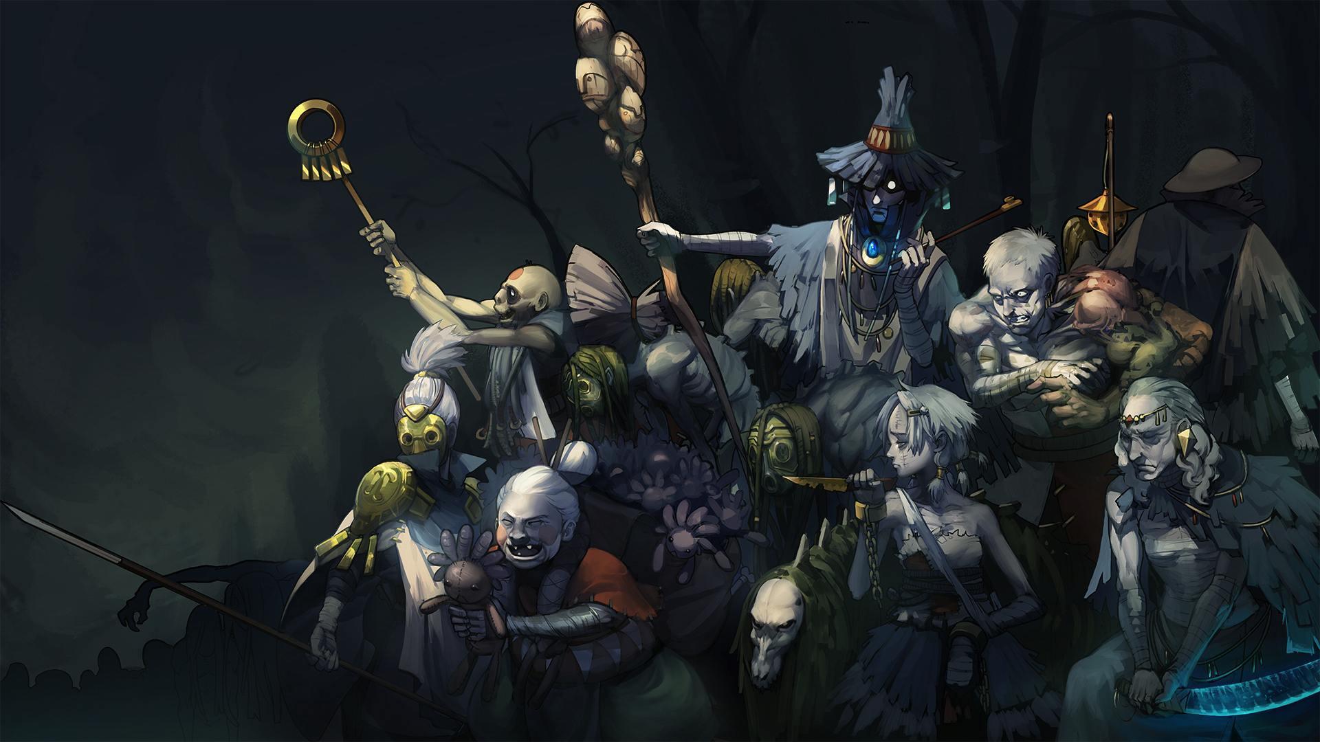 Foto de Scrolls, el nuevo juego de Mojang (1/30)