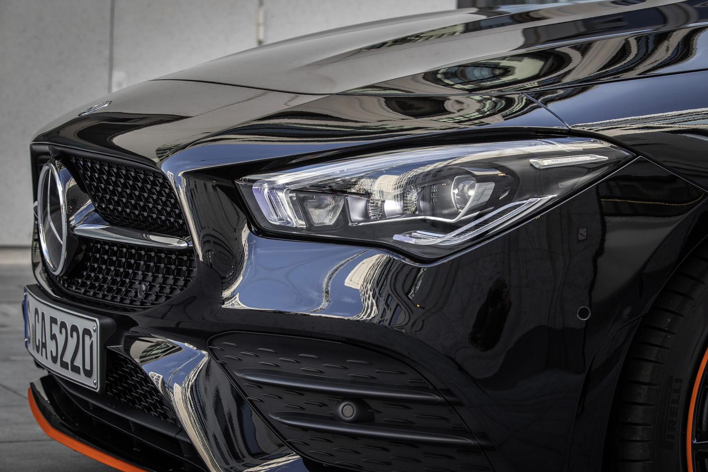 Foto de Mercedes-Benz CLA Coupé 2019, toma de contacto (209/248)