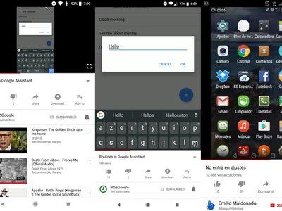 Youtube para Android ya se adapta automáticamente a los vídeos en vertical