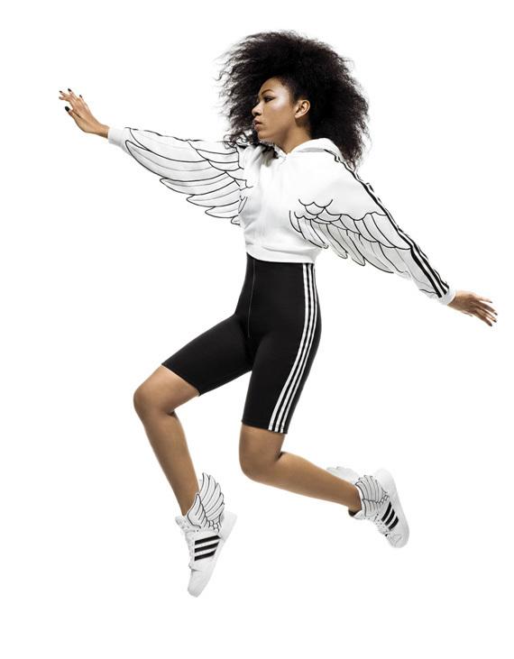 Foto de Primeras imágenes del lookbook de Jeremy Scott para Adidas (1/5)