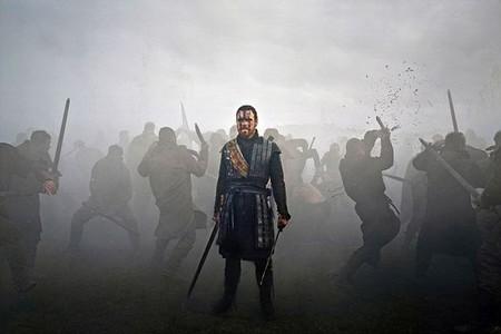 Fassbender es Macbeth, la imagen de la semana