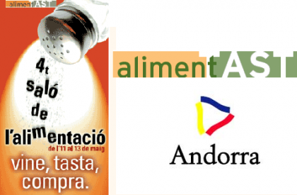 Alimentast, IV Salón de la Alimentación de Andorra