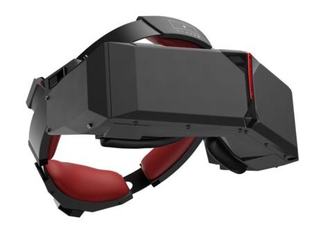 StarVR propone una realidad virtual con gran angular