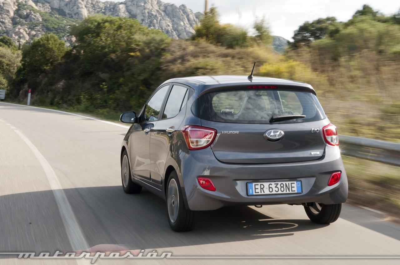 Foto de Hyundai i10 2013 (presentación) (12/28)