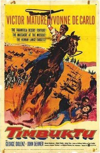 Añorando estrenos: 'Timbuktu' de Jacques Tourneur