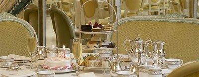 El Ritz Restaurant de Londres se traslada al Restaurante Goya del Ritz de Madrid durante una semana