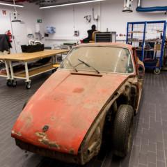 Foto 3 de 9 de la galería porsche-911-type-901-sin-restaurar en Motorpasión