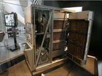 Imagen de la semana: primer ordenador de España