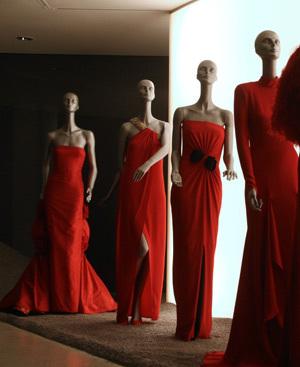 Homenaje a Valentino en forma de exposición