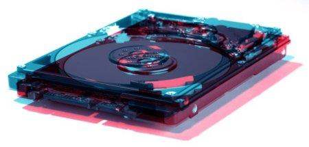 Científicos franceses desarrollan discos duros en 3D para doblar la capacidad de almacenamiento