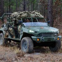 Chevrolet Colorado se convierte en un Buggy ultraligero, con una sola misión en la mira
