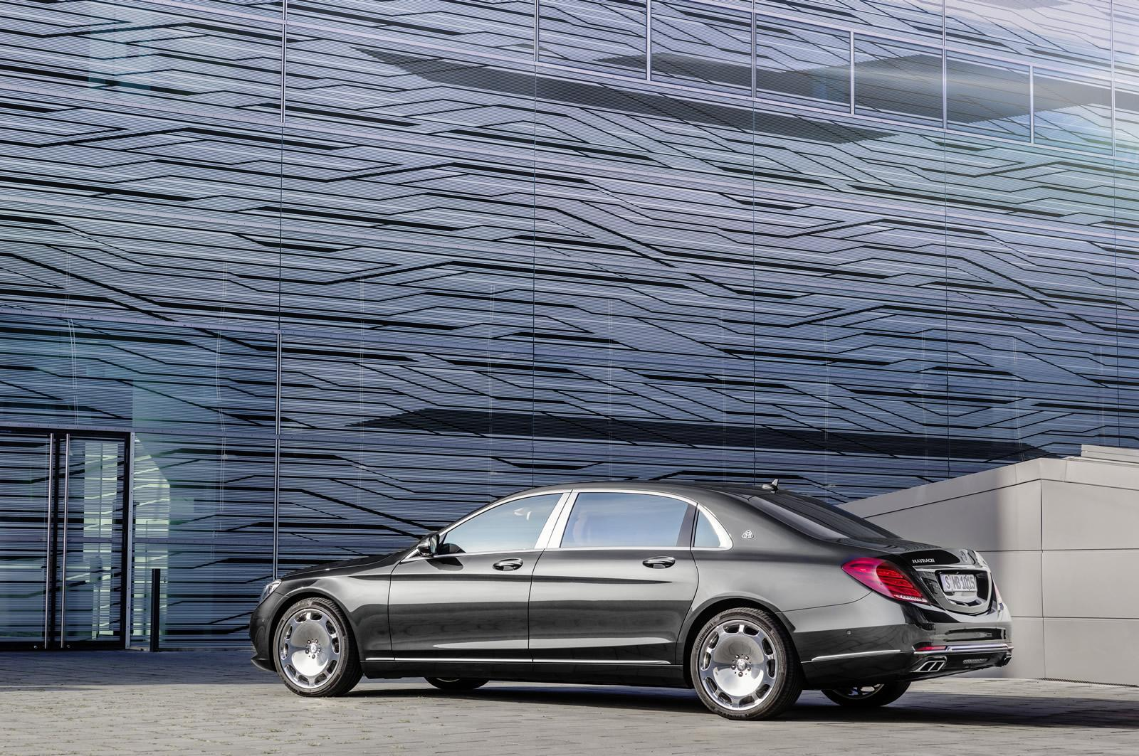 Foto de Mercedes-Benz Clase S Maybach (6/38)