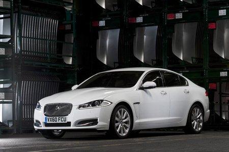 Novedades en motores de los Jaguar XF, XJ y F-Type