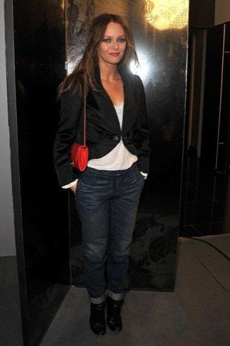 Vanessa Paradis Chanel Alta Costura Primavera-Verano 2011