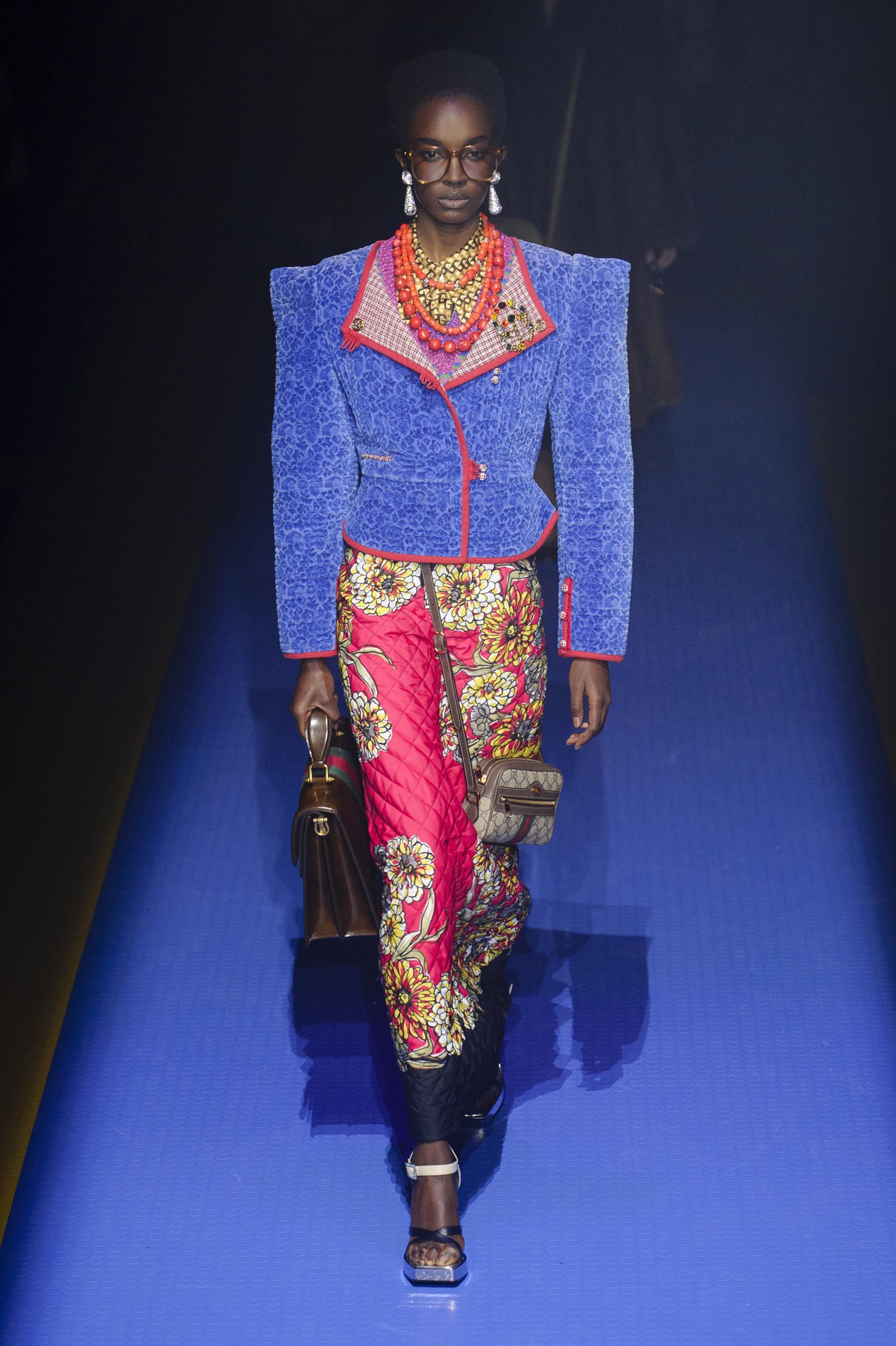 Foto de Gucci Primavera-Verano 2018 (9/63)