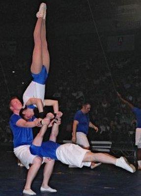 Acrosport: del circo al mundo del deporte