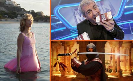 Antena 3 y La 1 se reparten los premios TP de Oro 2011