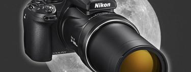"""Nikon Coolpix P1000, una bridge para """"alcanzar lo imposible"""" gracias a un objetivo con zoom de 125 aumentos"""