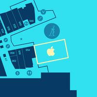 La Apple Store de Aventura, Florida, se trasladará a un gran pabellón al aire libre