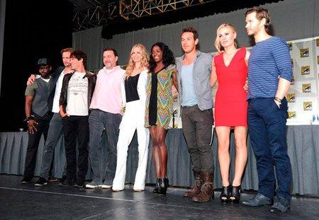 Comic-Con 2011: tráiler de 'Spartacus', 'Falling Skies', 'True Blood', 'Torchwood', 'Lost' y más