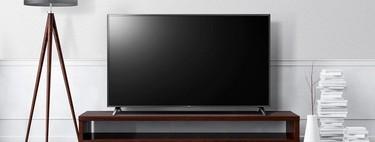 """Gran pantalla a su precio mínimo histórico: la Smart TV 4K LG 70UM7100ALEXA tiene 70"""" y está rebajada a 628,77 euros en Amazon"""