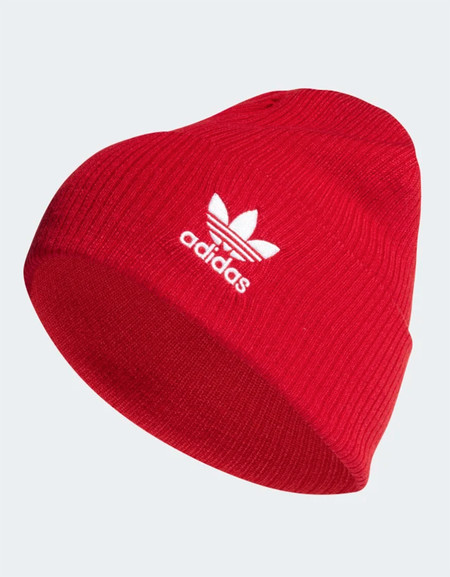 Gorro Beani Rojo Adidas