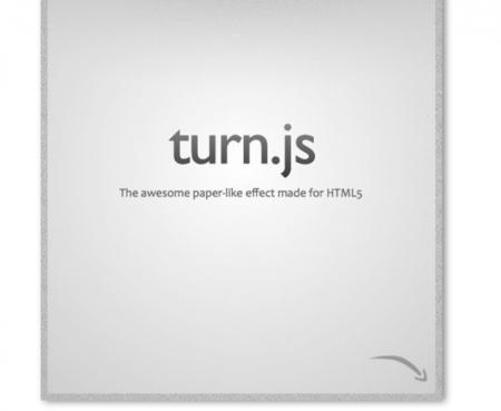 """Más leña a la moda de convertir contenido en """"revistas"""" con turn.js"""