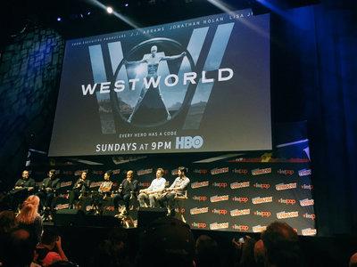 NYCC 2016: 'Westworld', 'Timeless' y 'Legión' cierran el evento