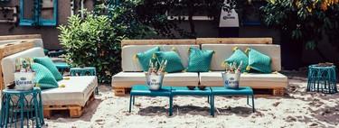El jardín de la Fundación Ortega y Gasset acoge durante el verano Casa Corona