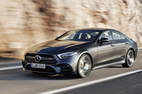Mercedes-AMG CLS 53 4Matic+: seis cilindros en línea y mild-hybrid como antesala a los V8 de AMG