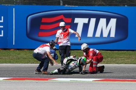 Mike Di Meglio operado de las lesiones que se produjo en San Marino