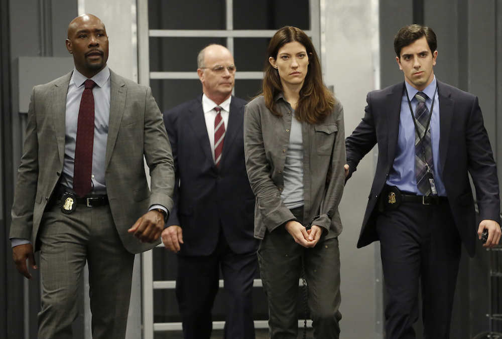 The Enemy Within Nbc Series Order