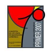 X Muestra de Vinos de Maceración Carbónica, PRIMER 2007